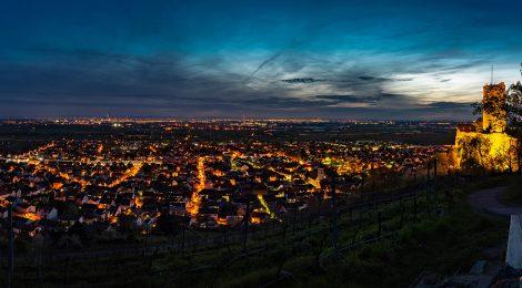 Schriesheim Panorama